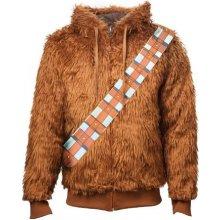 Star Wars Oboustranná mikina Chewbacca