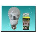TechniLED LED žárovka E27-T7BM 7W 500 lm Teplá bílá mléčná