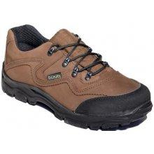 BIGHORN Pánské outdoorové boty OREGON 0210 hnědé