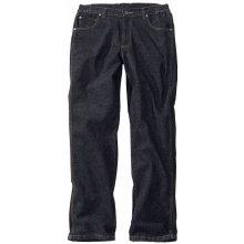 Strečové džíny Men Plus black stone