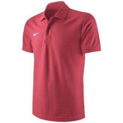Nike TS Core Polo Shirt Mens Red