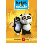 Krtek a Panda 1 DVD