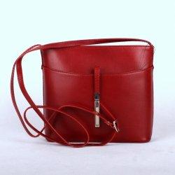 b6dc8cb54c dámská kožená kabelka crossbody no. 44 tmavěčervená od 1 099 Kč ...