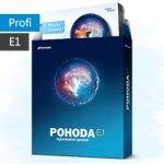 POHODA Profi E1 - účetnictví - Síťová verze pro 4-5.počítače