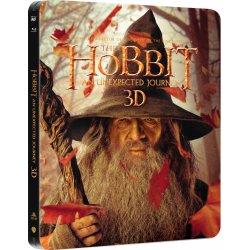 Hobit: Neočekávaná cesta 2D+3D BD Steelbook
