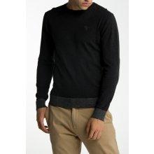 Gant Pánský svetr O1. YAK BLEND CREW různobarevná S