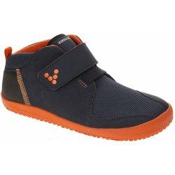 Vivobarefoot PRIMUS BOOTIE K Navy Orange dětská bota - Nejlepší Ceny.cz 0271c65179