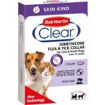Bob Martin Clear obojek pro kočky antiparazitní - 3 kusy