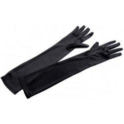 Dlouhé saténové rukavice - Nejlepší Ceny.cz 889dea452d