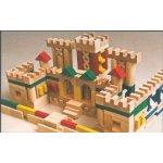 HMmax Dřevěné kostky 210 kusů