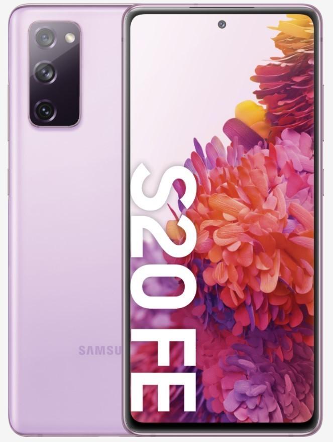 Samsung Galaxy S20 FE G780G 6GB/256GB Dual SIM na Heureka.cz