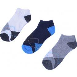 63ff90277ff Rota pánské kotníkové ponožky barevné 3 páry set4 alternativy ...