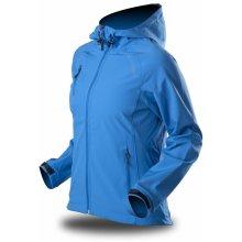 Hannah Trimm sea blue dámská softshell bunda