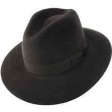 d3fc83806ad Luxusní plstěný klobouk tmavě hnědá Q6062 10368 07BE