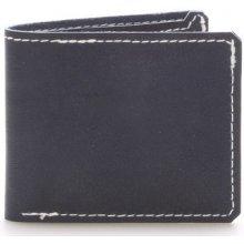 Kabea Peněženky Luxusní modrá kožená peněženka Modrá