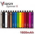 Vision Baterie Spinner II eGo VV 1600mAh Zelená