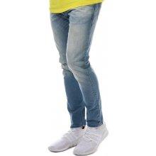 Diesel Mens Tepphar Slim Carrot Leg Jeans Denim