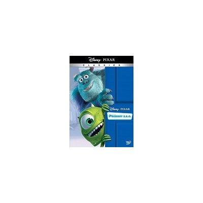 Příšerky s.r.o. - DVD plast