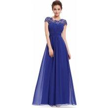 4af76f2307c Ever Pretty plesové a společenské šaty 57EV modrá