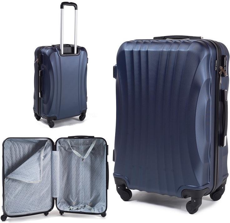 Cestovní zavazadla Wings kufr skořepinový c46428213f
