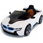 Beneo Elektrické autíčko BMW i8 Concept s DO 12 V 2 X MOTOR Bílá