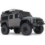 Traxxas TRX-4 Land Rover Defender TQi RTR šedá 1:10