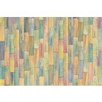 Komar XXL4-028 Vliesová fototapeta na zeď Bazar - palubky barevné, rozměry 368x248 cm