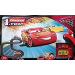 Carrera Autodráha FIRST 63011 Disney Cars 3