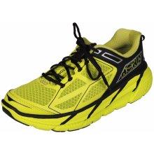 Hoka One One Clifton pánská běžecká žlutá-černá