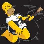 Jerry Fabrics polštář The Simpsons Homer 40x40