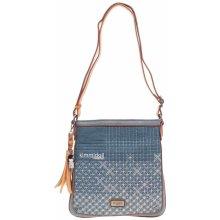 Kimmidoll dámská kabelka 24602-1 modrá