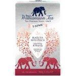 WILLIAMSON TEA černý čaj s broskví 50 sáčků 100 g