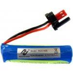 Baterie Li-Po 500mAh 3.7V 15C