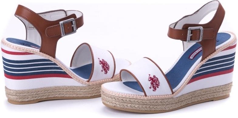 U.S. Polo Assn. sandály Nymphea bílá alternativy - Heureka.cz a602d8b25f3