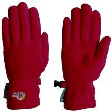 Lowe Alpine Aleutian dámské prstové rukavice červené