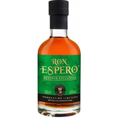 Ron Espero Reserva Exclusiva 40 % 0,2 l