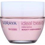 Soraya Ideal Beauty bohatý denní krém pro suchou pleť (Perfect Skin Complex and Essence of a Rose) 50 ml