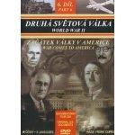 Druhá světová válka 6 - začátek války v americe DVD