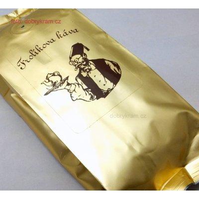 Frolíková Petr Frolík Pražírna kávy Prezident zrnková 250 g