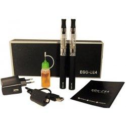e-cigareta GoTech eGo CE 4 1100 mAh 2ks Černá