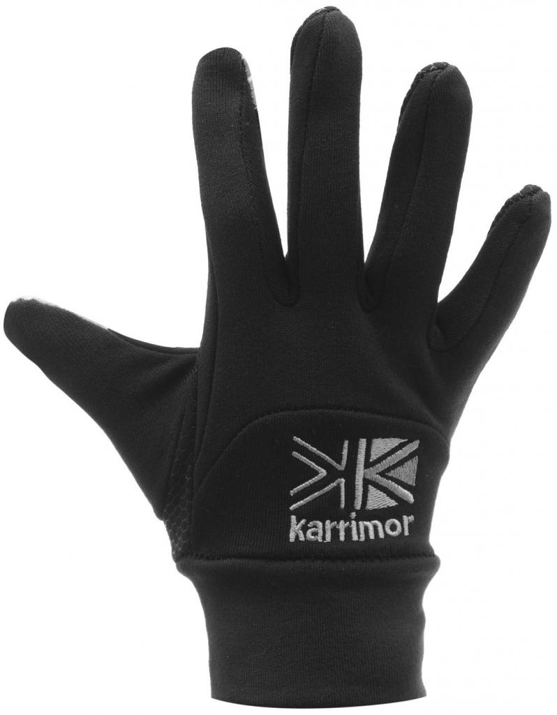 Karrimor Thermal rukavice pánské černé od 280 Kč - Heureka.cz 9187fb514a