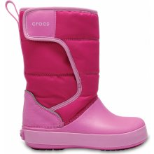 acf58cc40b2 Crocs Lodge Point Snow Boot Candy Pink Party Pink