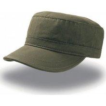 Atlantis Čepice s kšiltem Warrior cap Zelená 5a1938d423