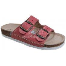 Santé D/202/C30/BP obuv dětská červená