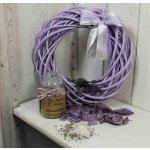 Mýdlárna Šafrán Levandulová sůl do koupele sklo 300 g