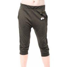 178b4ce4cbb Mamatayoe Mirto dámské kalhoty tmavě zelené - saran