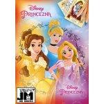 Omalovánky A5+ Princezny Princess