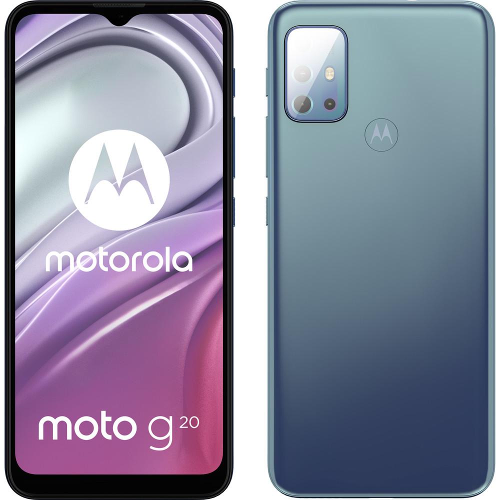 MOTOROLA Moto G20 4GB/64GB na Heureka.cz