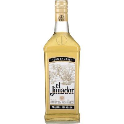 El Jimador REPOSADO Tequila 38% 0,7 l (holá láhev)