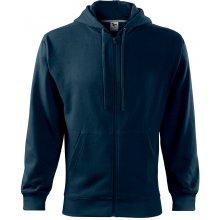 Adler pánská mikina Trendy Zipper námořní modrá